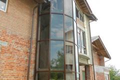 алюмінієві фасади фото 1