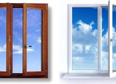 алюмінієві чи пластикові вікна