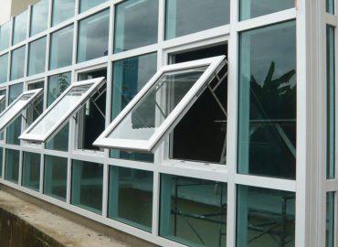 Як виготовляються алюмінієві вікна: особливості конструкцій