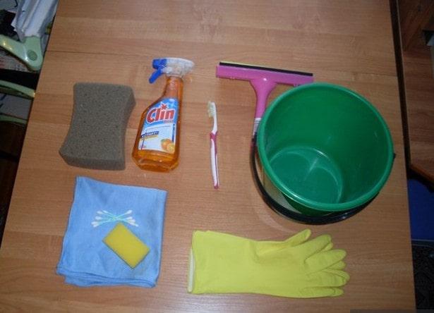 Обираємо засоби для миття вікон