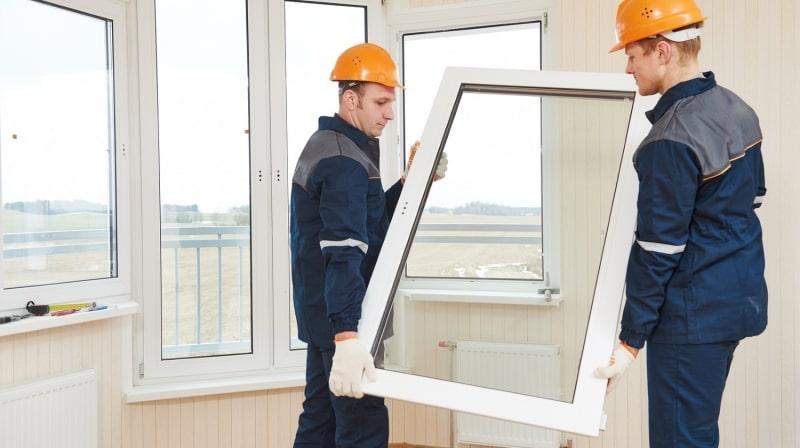 Підготовка до встановлення віконної конструкції
